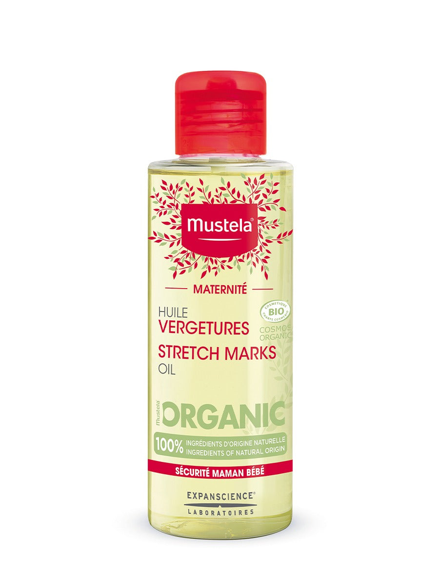 Mustela Organic Stretch Marks Oil