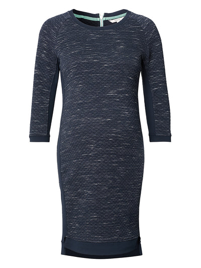 Maternity Clothing Stretchy Winter Dress