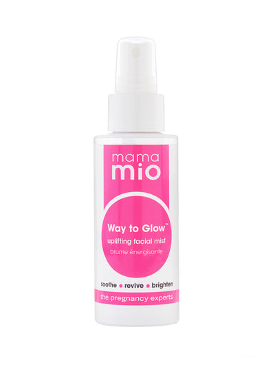 Facial Mist for Hormonal Pregnancy Skin
