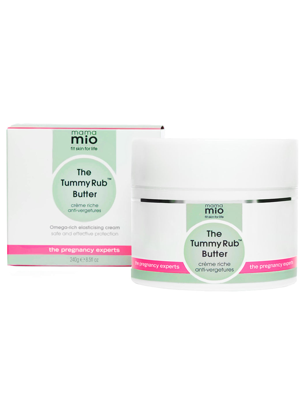 Mama Mio Supersize Tummy Rub Butter 240g