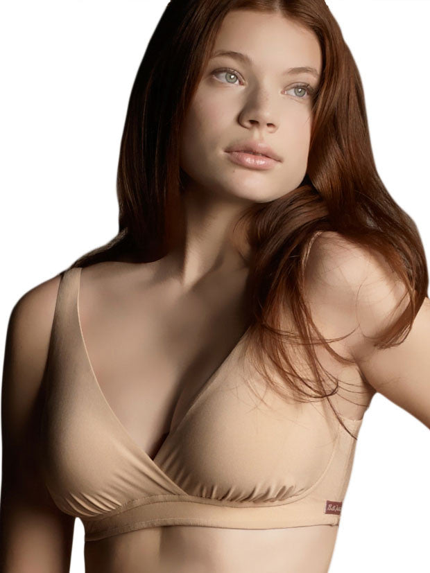 Bella Materna Anytime Nursing Bra Neutral Nude