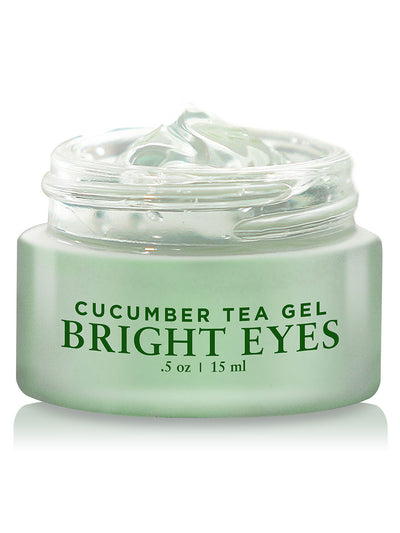 Basq Bright Eyes Cucumber Tea Eye Gel