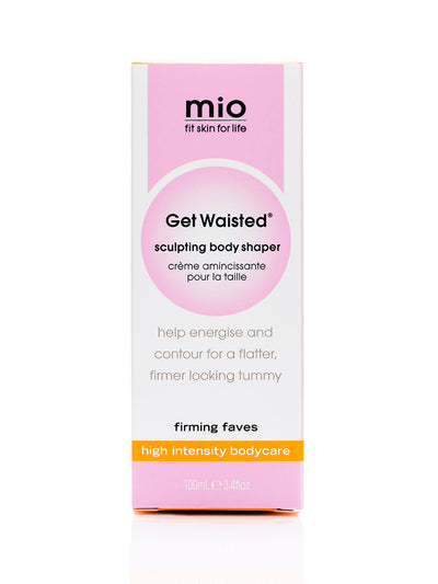 Mio Get Waisted Increases Natural Lipolysis Action