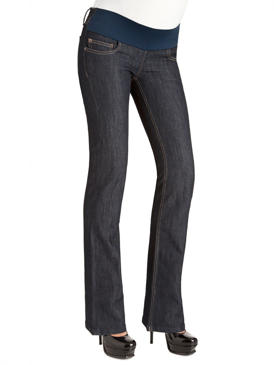 DL1961 Underbelly Maternity Bootcut Jeans