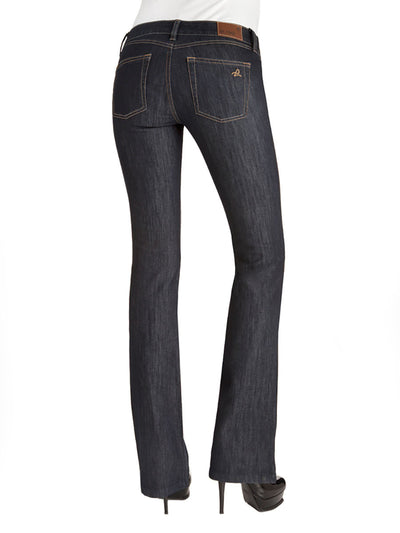DL1961 Dark Rinse 5-Pocket Maternity Bootcut Jeans