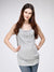 Drapey Back Open-Side Maternity Top