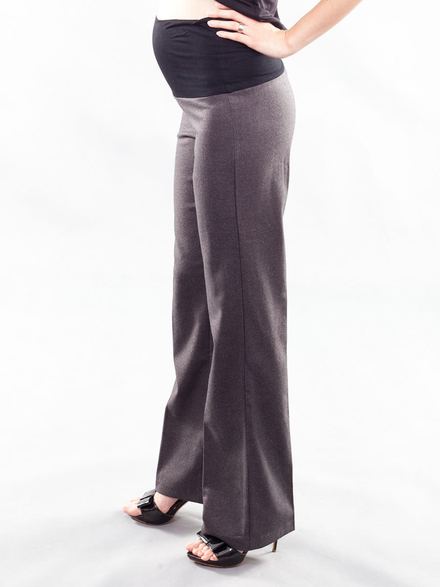 Bootcut Maternity Work Pants