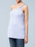 Quartz Crystal Detailed Single Shoulder Maternity Top