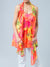 Maternity Flora Chiffon Tunic with Shawl