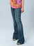 Rock & Republic Jeans Low Waist Slim Bootcut Maternity Jeans - Side View