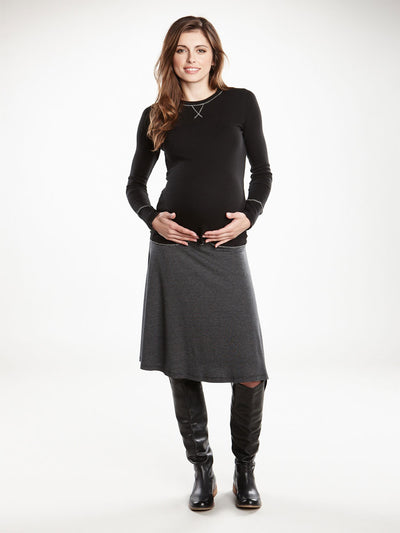Thermal Maternity Top Keeps you Warm