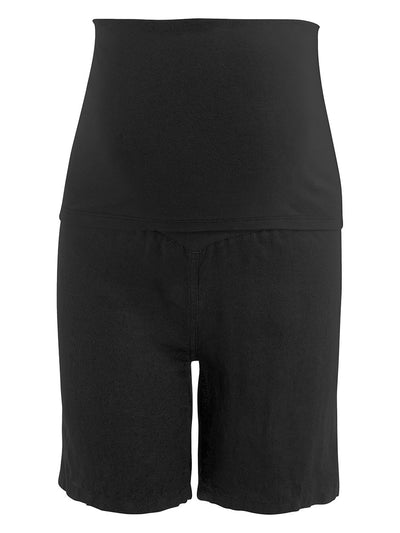 Noppies Maternity Loose Straight Leg Linen Shorts