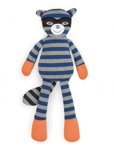 Apple Park Organic Plush Toy Robbie Raccoon