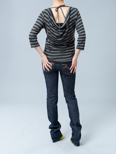 Maternity Jeans with Inside Elastic Accommodates Belly