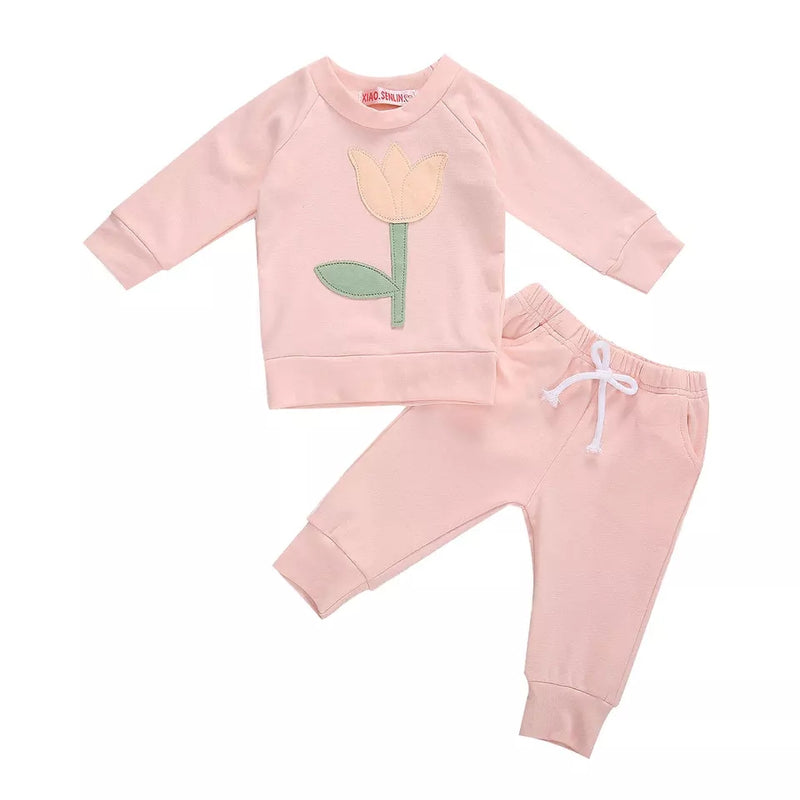 Bloom boom baby outfit
