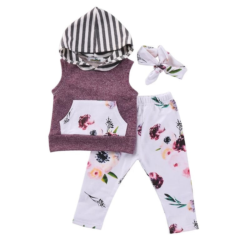 Selena spring baby outfit