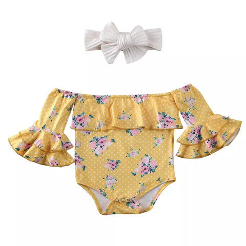 The one I want baby romper