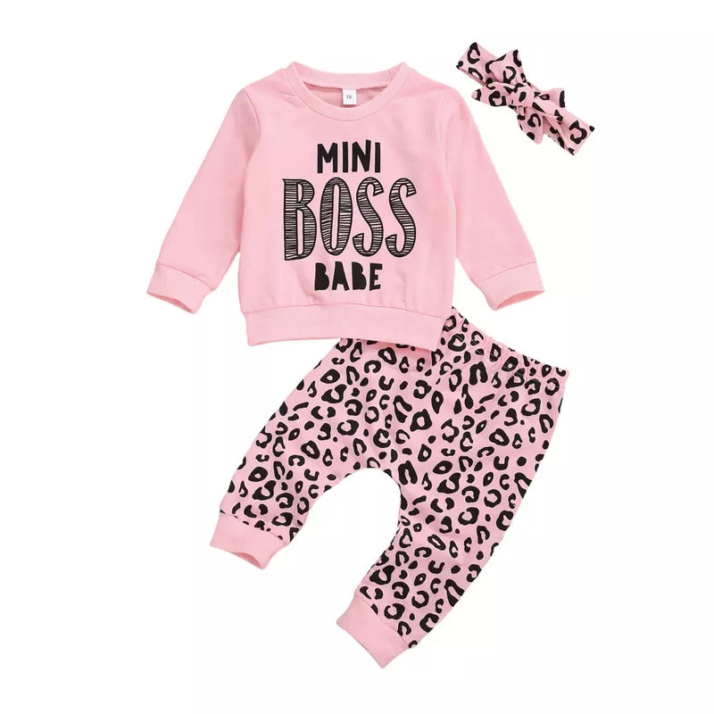 Mini Boss baby outfit