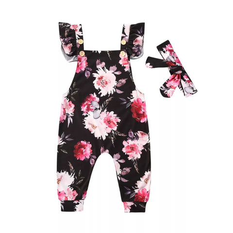 All eyes on you baby jumpsuit