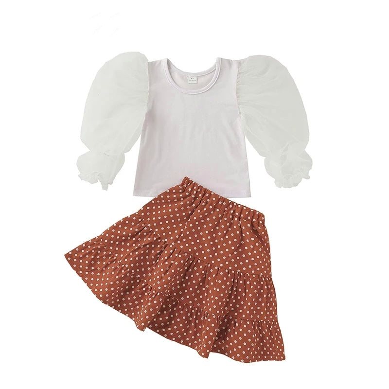 Luciana girl outfit