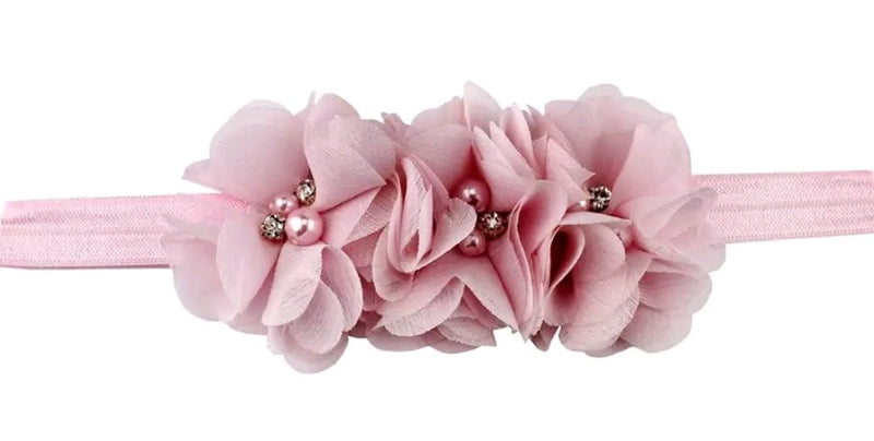Jewel Flower Headband