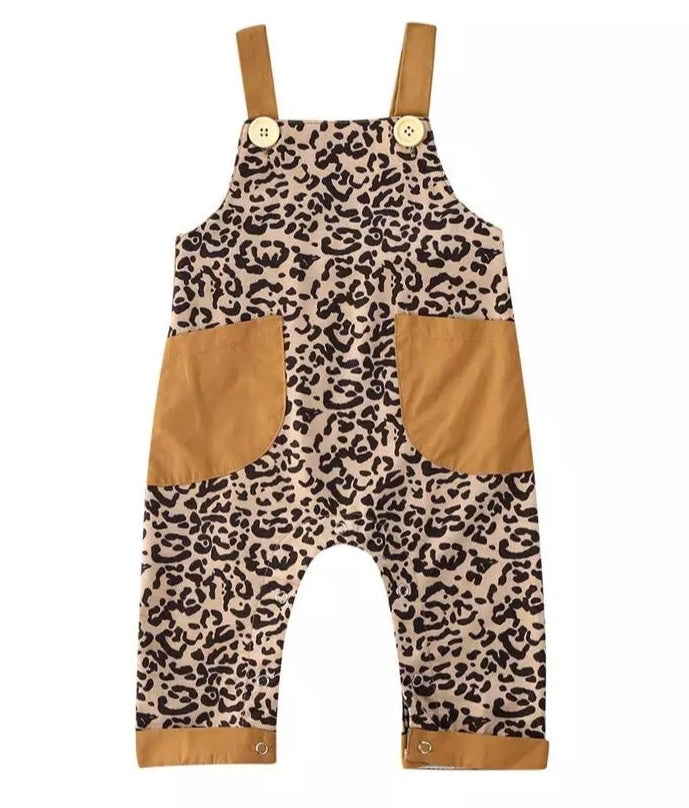 Any place is paradise baby jumpsuit