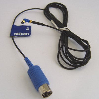 Oticon programming cables #2 Hipro