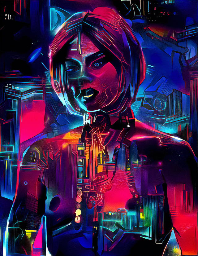Altered Carbon - Anemone Listening (Stephanie Cleough)