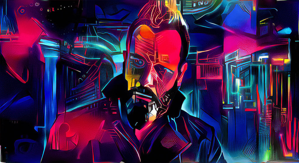 Altered Carbon - Dimi 2 (Michael Eklund)