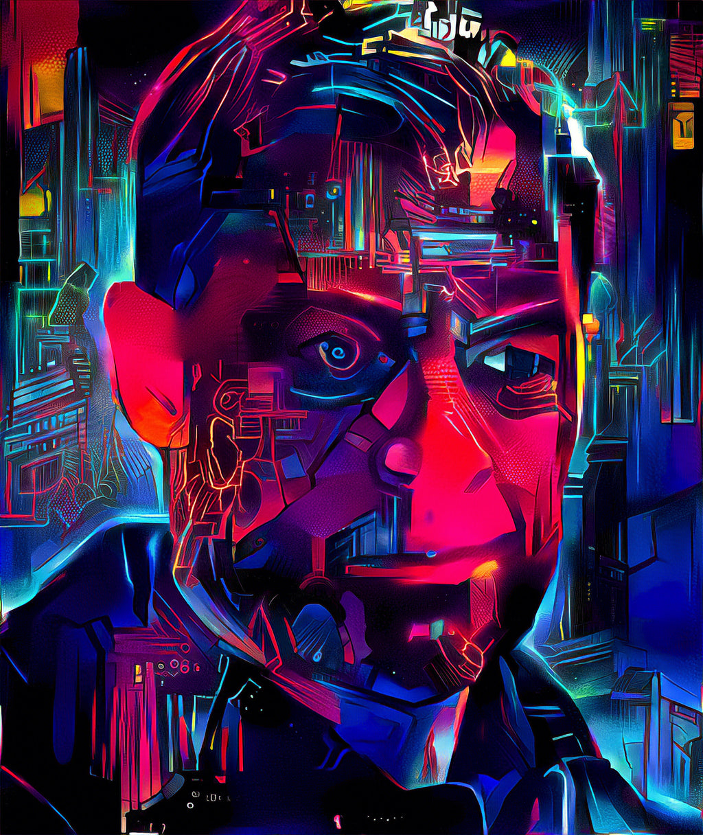 Altered Carbon - Dimi the Twin (Tahmoh Penikett)