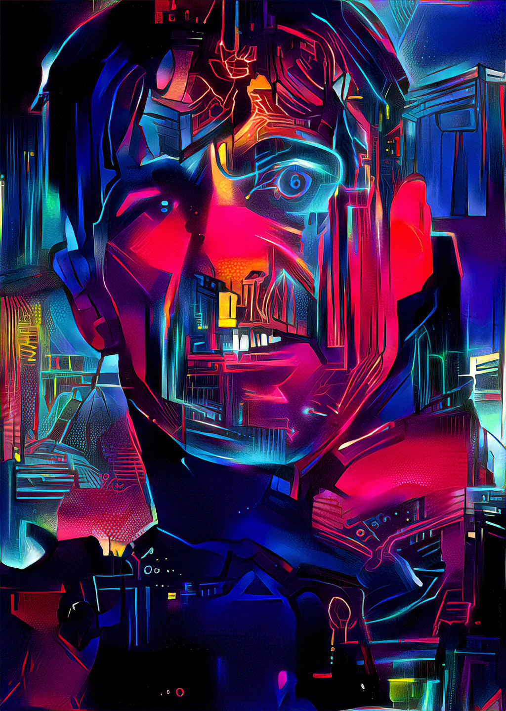 Altered Carbon - Jaeger (Daniel Bernhardt)