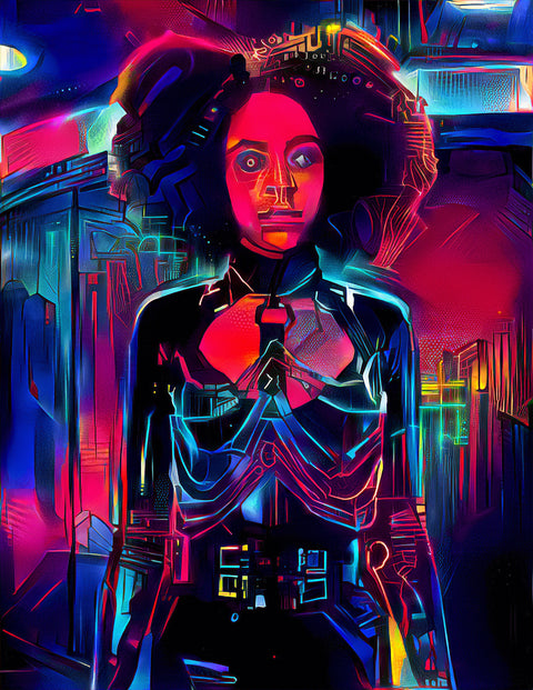 Altered Carbon - Lizzie Elliot (Hayley Law)