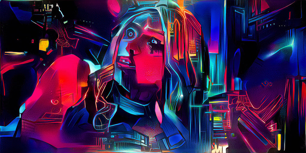 Altered Carbon - Mary Lou Henchy (Lisa Chandler)