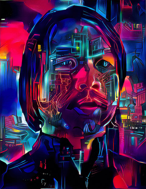 Altered Carbon - Mister Leung (Trieu Tran)