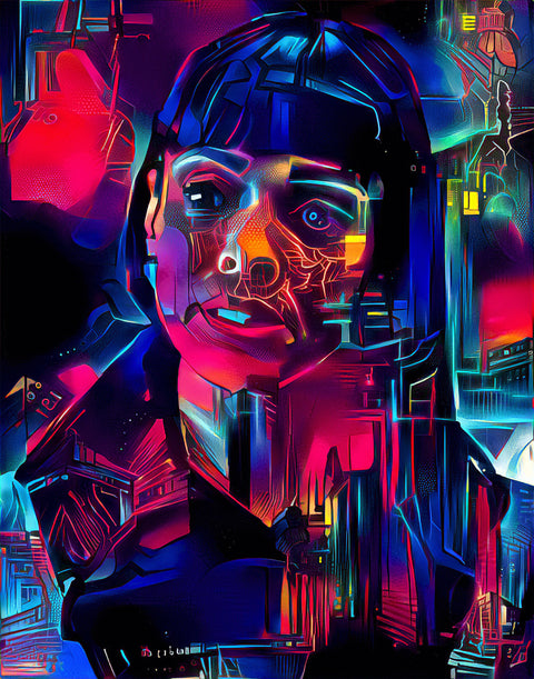 Altered Carbon - Oumuo Prescott (Tamara Taylor)