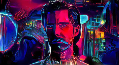 Altered Carbon - Vincente Giraud (Christian Sloan)