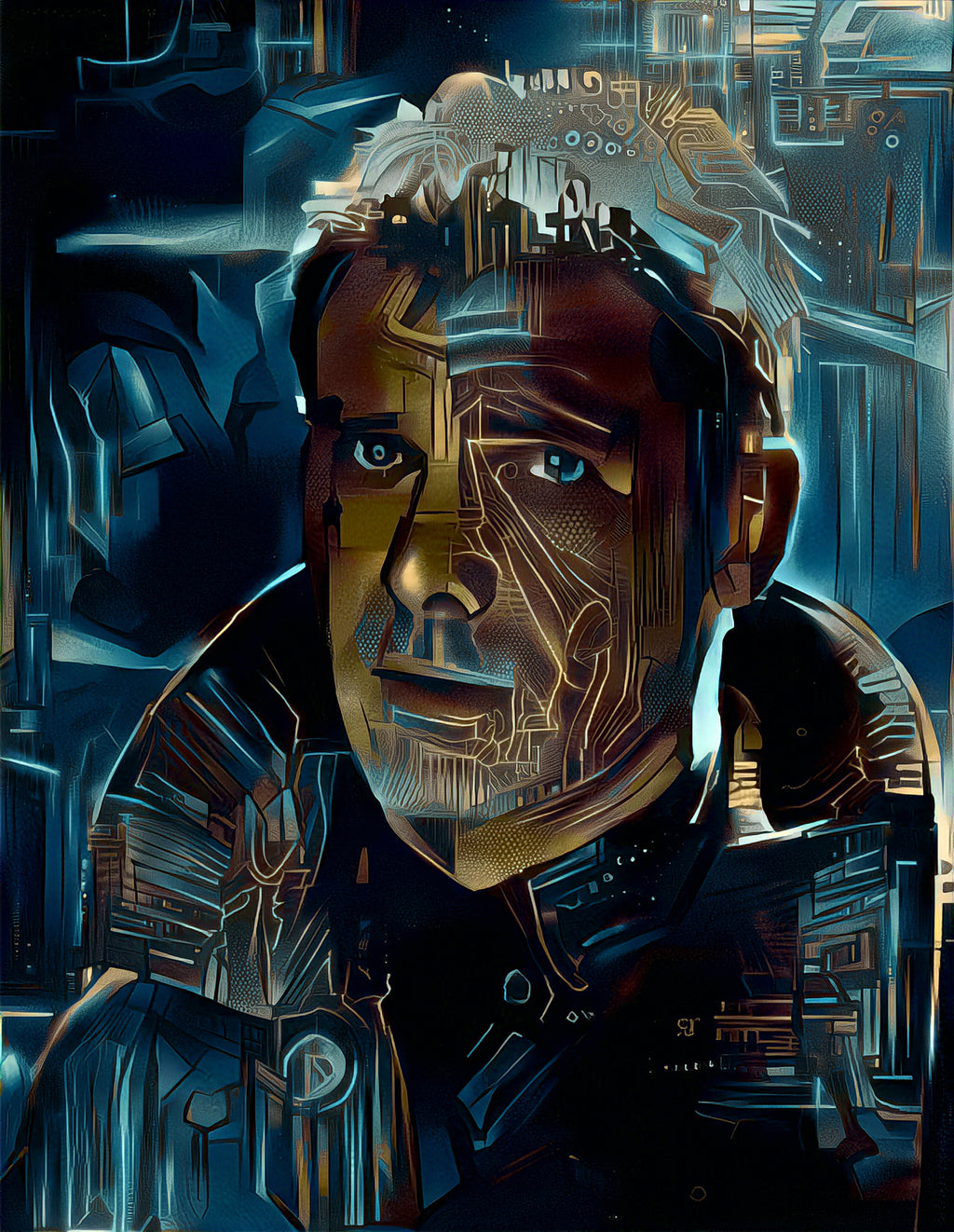 Blade Runner - Richard Deckard (Harrison Ford)