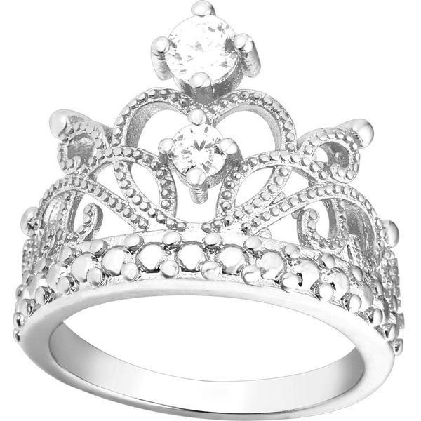 Silver Queen Ring