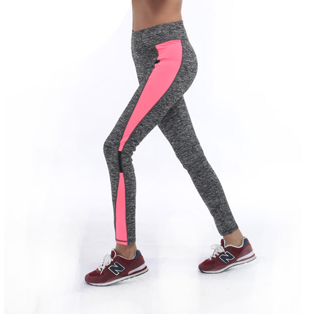 Pink Sports Leggings