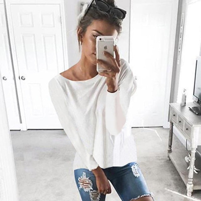 Crossed Back Top