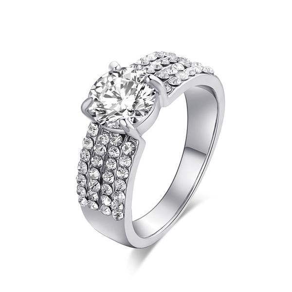 Dazzling Princess Ring
