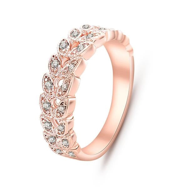 Princess Spiral Crown Ring