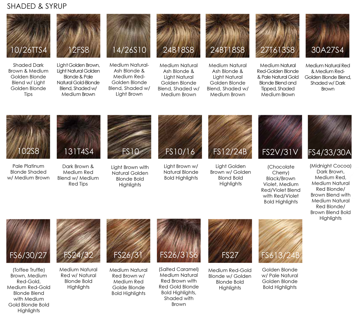 Dark Red Hair Color Chart Altin Northeastfitness Co