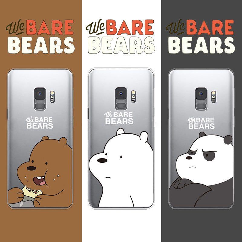 info for 97609 eaade [Samsung] We Bare Bears Phone Cover