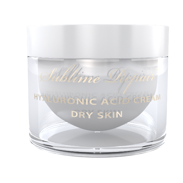 Hyaluronic Acid Cream - Dry Skin