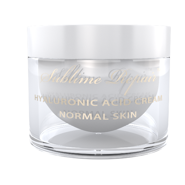 Hyaluronic Acid Cream - Normal Skin