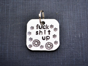 Fuck Shit Up Keychain