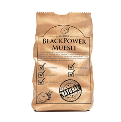 HOCOR Black Power Muesli
