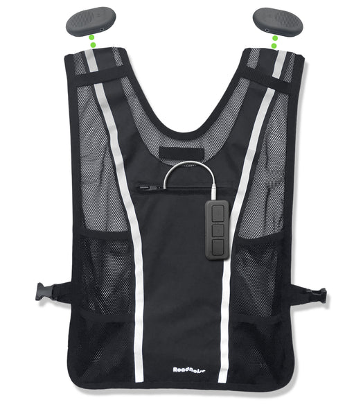 Long Haul Fitness Vest - Black