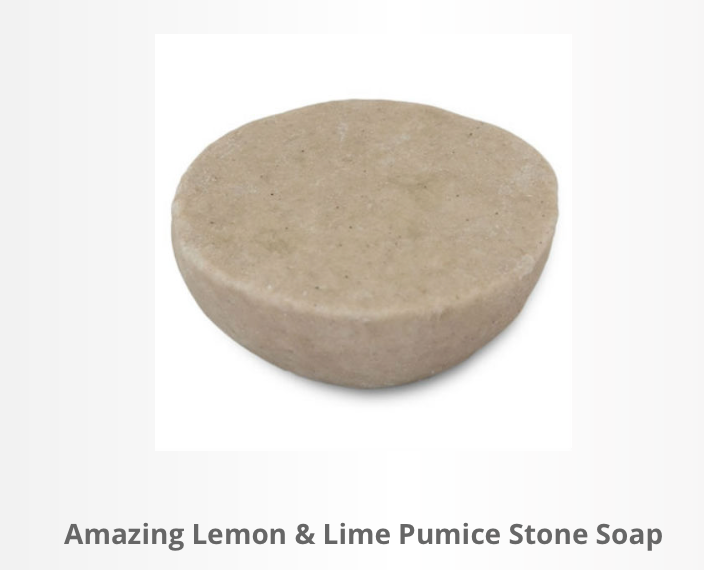 Amazing Lemon & Lime Pumice Stone Soap